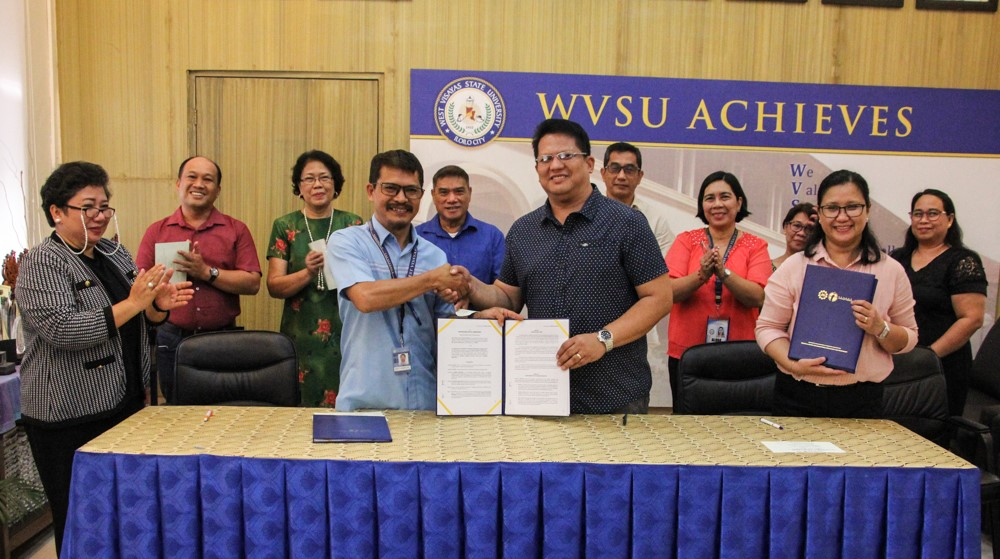 WVSU, SEAMEO INNOTECH ink partnership for online learning